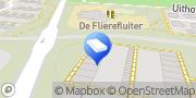 Kaart Smeur Senior Support Almere-Haven, Nederland