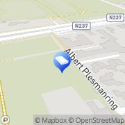 Kaart E-Village BV Zeist, Nederland