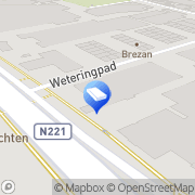 Kaart Net BV Verhuizingen vt Soest, Nederland