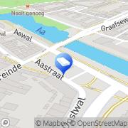 Kaart Timing uitzendbureau Den Bosch Den Bosch, Nederland