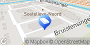 Kaart ENGIE Refrigeration BV 's-Hertogenbosch, Nederland
