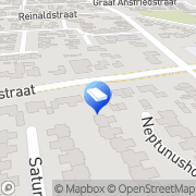 Kaart Notariaat den Drijver- Pigmans Kerkdriel, Nederland