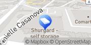 Carte de Shurgard Self-Storage Marseille Le Canet Marseille, France