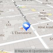 Carte de Immobilière Eric Simon Marseille, France