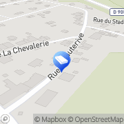 Carte de Mairie Dole, France