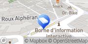 Carte de Agence d'Emploi Manpower Aix Teritaire Cadres Aix-en-Provence, France