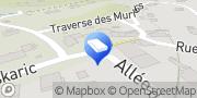 Carte de Agence d'Emploi Manpower Meyreuil Meyreuil, France