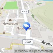Carte de Menuiserie Tavelle Meyrargues, France
