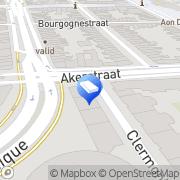 Kaart Polichinelle Art Service & Sales E Greiner Maastricht, Nederland