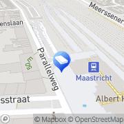 Kaart Ignition Marketing Services Maastricht, Nederland