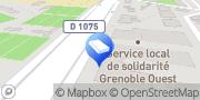 Carte de Agence d'Emploi Manpower Grenoble Industrie Logistique Grenoble, France