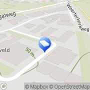 Kaart Worldwide Industrial Services (Wis) Meerssen, Nederland