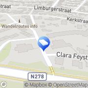 Kaart Pinokkio Peuterspeelzaal Cadier en Keer, Nederland