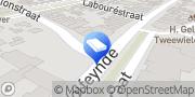 Map Gecolux BV Kotem, Belgium