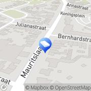 Kaart Little Culture Geulle, Nederland