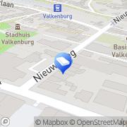 Map Linders Advocaten Rekem, Belgium