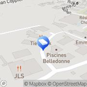 Carte de Atf Systeme Le Versoud, France
