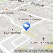 Kaart Jip en Janneke Peuterspeelzaal Munstergeleen, Nederland