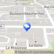 Carte de Prince Boutique Toulon, France