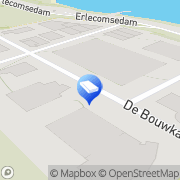 Karte Bouwbedrijf Verboon BV Wyler, Deutschland