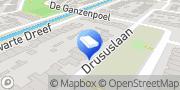 Kaart R.P. Gipsafwerking Westervoort, Nederland