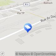 Carte de SGB Ars-sur-Moselle, France