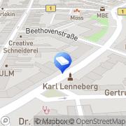 Karte TorqueWerk Aachen, Deutschland