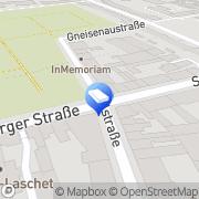 Karte Quirin Leyendecker Aachen, Deutschland