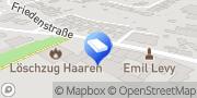 Karte Elektro Dohlen Aachen, Deutschland