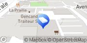 Carte de SFS unimarket SA Carouge, Suisse