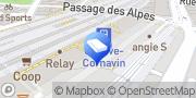 Carte de Regus Genève Gare CFF Cornavin Genève, Suisse