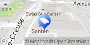 Carte de MVT Architectes SA Genève, Suisse