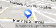 Carte de LIP - Les Intérimaires Professionnels Suisse SA Genève, Suisse
