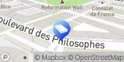 Carte de BAEZNER Gérard & Cie SA Genève, Suisse