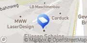 Karte Eurocell GmbH & Co. KG Aachen, Deutschland