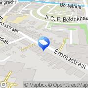 Kaart @7T9 Meppel, Nederland
