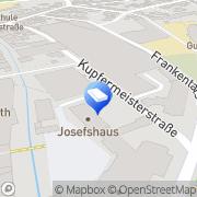 Karte Internationaler Freundeskreis Stolberg Stolberg, Deutschland