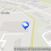 Karte Suthor Papierverarbeitung Nettetal, Deutschland