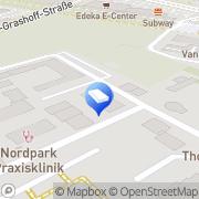 Karte Glatz Group Mönchengladbach, Deutschland