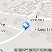Carte de E2C Draguignan, France
