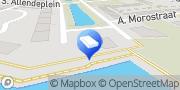 Kaart Michael Goedhart Makelaar Groningen, Nederland