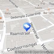 Kaart Timing uitzendbureau Groningen Groningen, Nederland