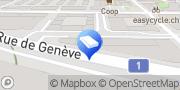 Carte de JJH - CUISINES DIFFUSION SA Lausanne, Suisse