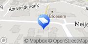 Kaart Kinderopvang Humanitas SKE - Kinderdagverblijf en BSO Villa BonBini Neede, Nederland