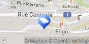 Carte de Galland & Cie SA Lausanne, Suisse