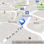 Carte de Laurent Damond Lausanne, Suisse
