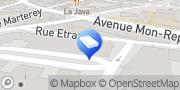 Carte de ETUDE FONTANA, avocats Lausanne, Suisse