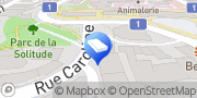 Carte de PUPPIN Ferblantier Couvreur Lausanne, Suisse