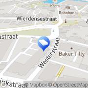 Kaart Ter Braak Willems Twentse Notarissen Almelo, Nederland