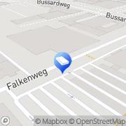 Karte TIP Services GmbH Neuss, Deutschland